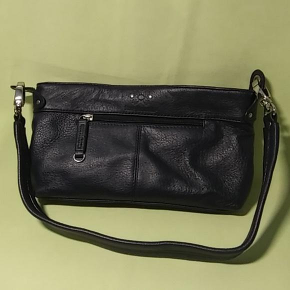 Handbags - Stone Mountain Leather Bag Navy